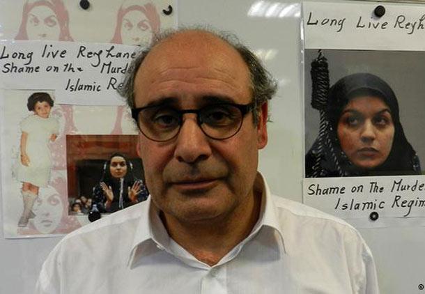 عموی ریحانه جباری در کنفرانس مطبوعاتی از جزئیات پرونده سخن گفت