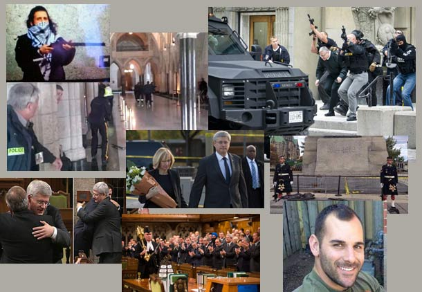 کانادا در وحشت: حمله تروریستی به پارلمان کانادا دراتاوا