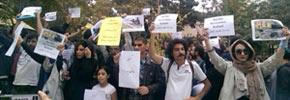بازداشت تعدادی از فعالین حامی کوبانی در تهران