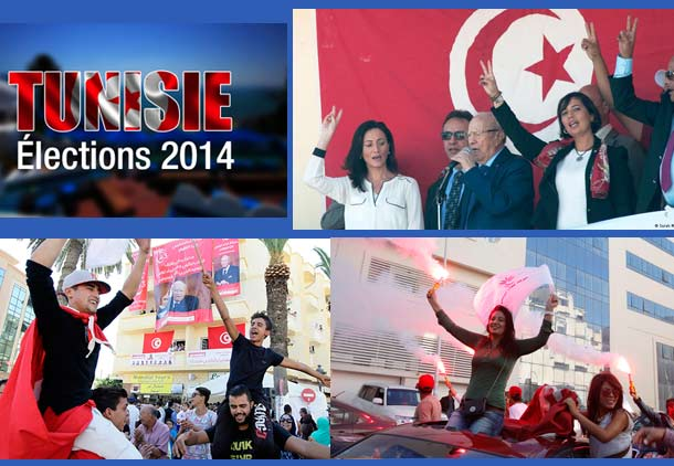 انتخابات تونس، یک گام به پیش