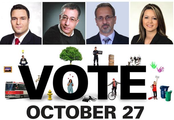 از راست: مرجان مریدی، علیرضا رفیعی، داود بروجردی آذر، دیوید موسوی