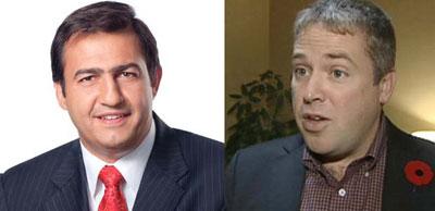 اسکات اندروز(راست) ـ ماسیمو پاچتی