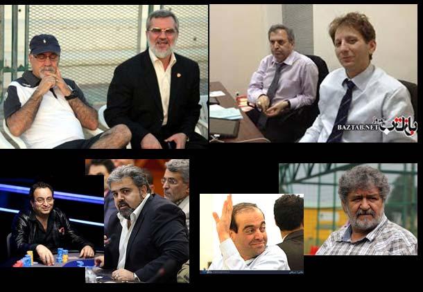 سرمایهداران نوکیسه در فوتبال/ ایرج مصداقی