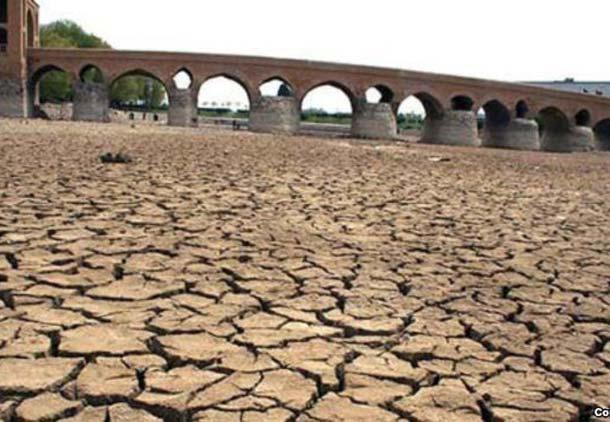 کمبود آب در ایران/محمد سطوت