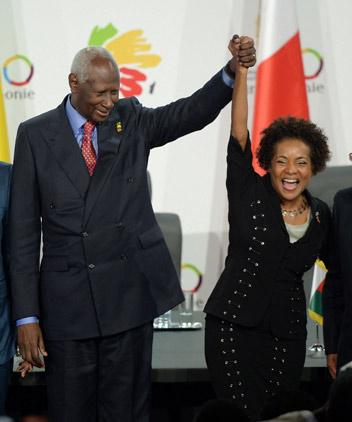 انتخاب میکل ژان به دبیرکلی سازمان کشورهای فرانکوفونی