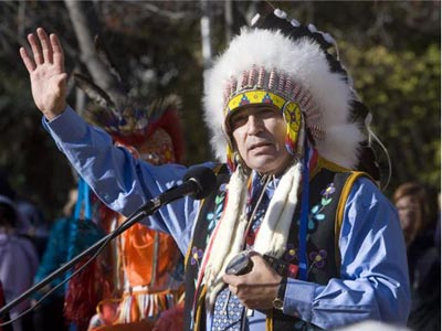 انتخاب «رئیس جدید» مجلس ملی اقوام بومی کانادا