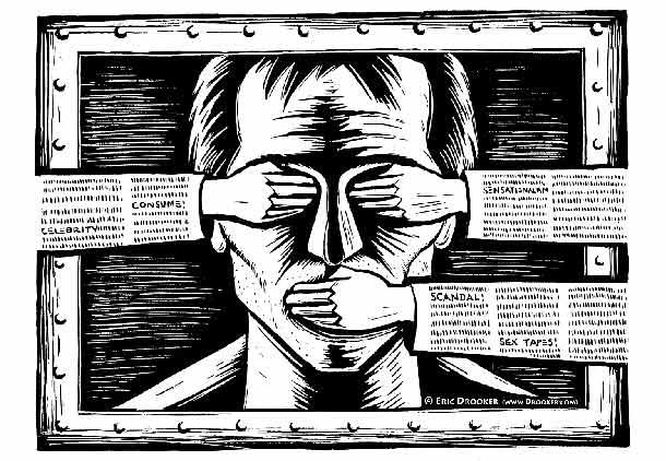۱۳ آذر، روز مبارزه با سانسور را گرامی بداریم