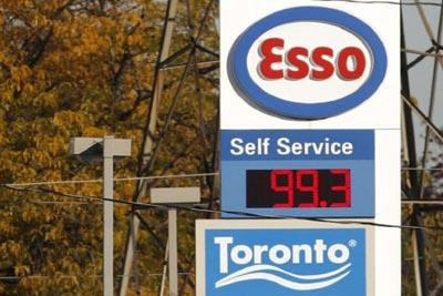 کاهش نرخ تورم به خاطر ارزان شدن بهای بنزین در کانادا