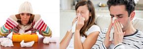 گریپ یا آنفلوانزا/دکتر عطا انصاری