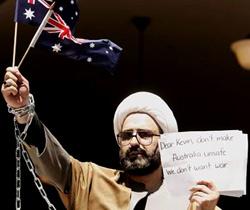"""گروگانگیری """"منطقی"""" در سیدنی!/اسد مذنبی"""