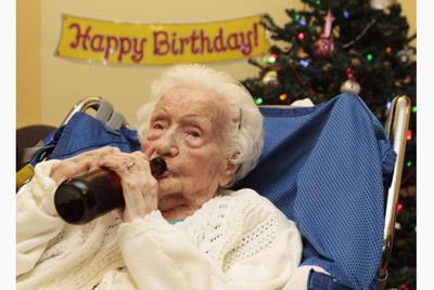 سالمندترین شهروند کانادا در ۱۱۳ سالگی درگذشت