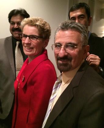 برگزاری جشن سالانه شورای ملی رسانه های قومی کانادا در تورنتو