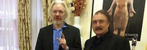 ژولیان آسانژ: گوگل برای ایالات متحده جاسوسی ما را می کند/برگردان: شهباز نخعی