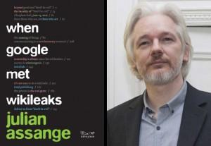 کتابی که ژولیان آسانژ درباره ملاقات با مقامات گوگل نوشته است