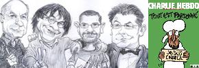 نیمنگاهی به جدیدترین شماره مجلهی طنز شارلی ابدو/ ترجمه و تألیف: عباس شکری