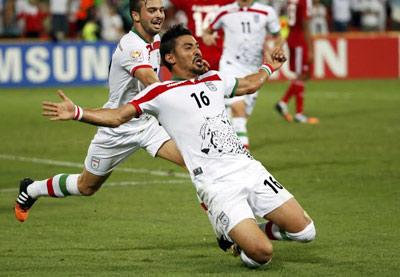 ایران ـ عراق، جمعه در نبرد برای جام ملت های آسیا