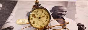 گاندی وقت شناس ترین فرد هندوستان/ترجمه:  ونداد زمانی