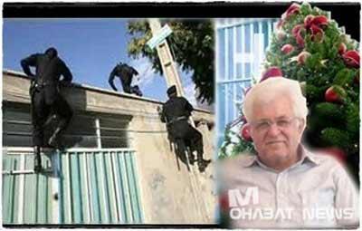 بازداشت و ممانعت از برگزاری جشن کریسمس در تهران از سوی ماموران امنیتی
