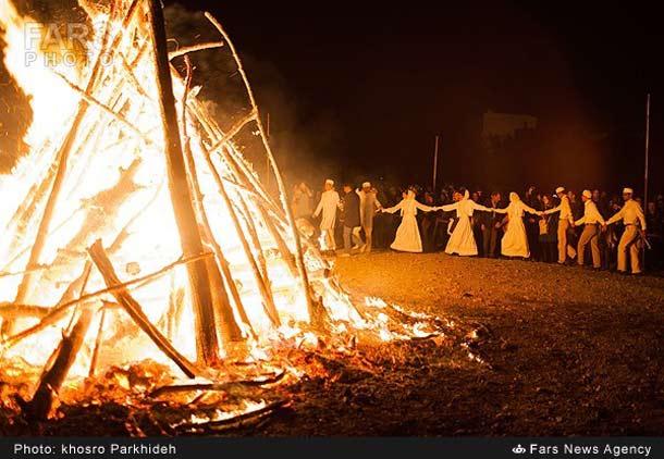 نگرش تاریخی بر چگونگی پیدایش جشن سده/حسن گل محمدی