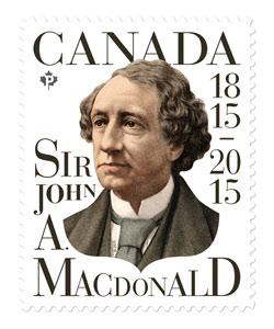 sirJohnAMacdonald_stamp