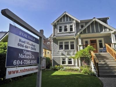 قیمت اجاره خانه در ونکوور