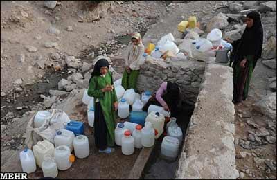 ایران رسماً در وضعیت «بحران شدید آب» قرار گرفت
