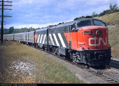 پایان اعتصاب کوتاه مدت کارکنان راه آهن کانادا