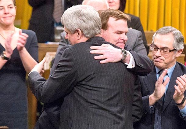 استعفای نابهنگام جان برد، وزیر امور خارجه کانادا