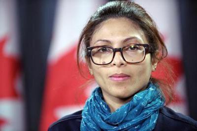 امدادخواهی همسر وبلاگ نویس زندانی در عربستان سعودی از هارپر