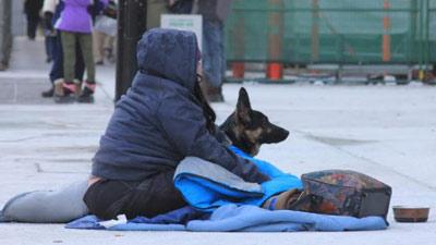 بودجه ۸۶ میلیون دلاری دولت فدرال برای مبارزه با بی خانمانی