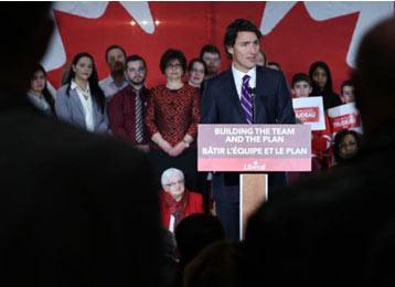 تورنتو استار: لیبرال ها با فاصله زیاد از محافظه کاران پیشی گرفته اند