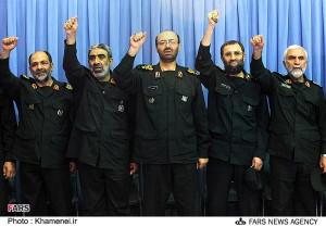 فرماندهان سپاه پاسداران