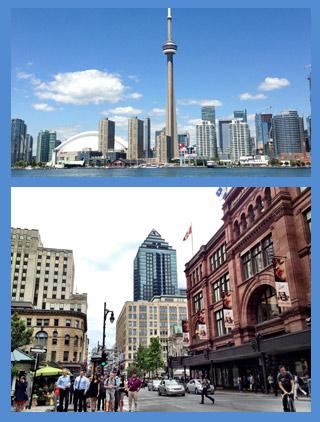 اکونومیست : تورنتو و مونترال بهترین شهرهای دنیا برای زندگی
