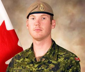 جان باختن اولین سرباز کانادایی در ماموریت علیه داعش