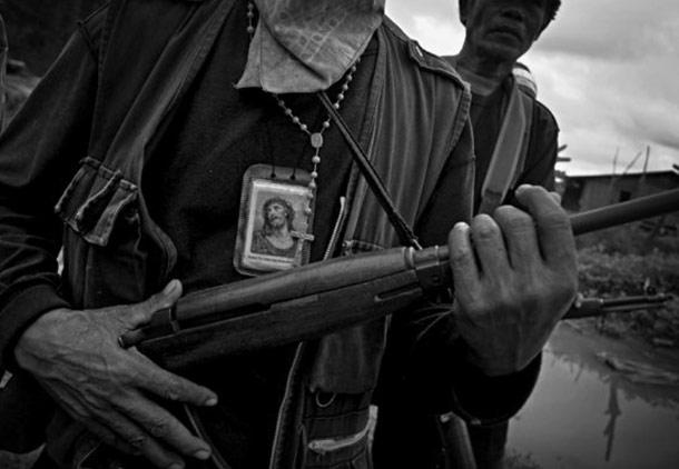 مسیحی ها و بودیست ها در کشتار دست کمی از مسلمان ها ندارند/ ترجمه: محمد ربوبی