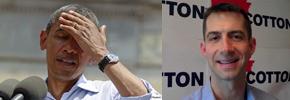 «سیلی محکم به گوش اوباما»!/شهباز نخعی