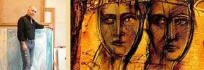 مرگ نیما پتگر و بسته شدن فصلی از دفتر نقاشی ایران/ کیانوش فرید