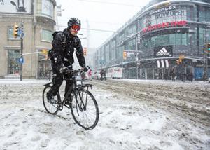 بجز بی سی هوای سرد زمستانی در کانادا ادامه خواهد داشت