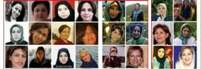 """به خشونت های """"قانونی"""" علیه زنان در جمهوری اسلامی ایران اعتراض کنیم/نسرین الماسی"""