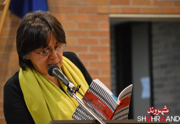 معرفی کتاب های جدید فرشته مولوی در کانون کتاب تورنتو