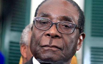 موگابه دیکتاتور فعلی