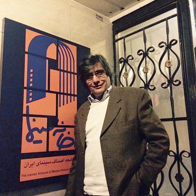 مصطفی عزیزی، نویسنده و تهیه کننده تلویزیون در زندان اوین