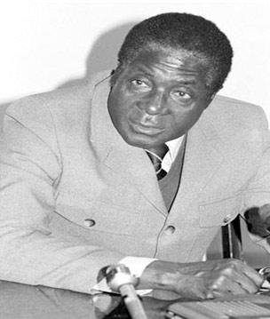 موگابه در زمانی که هنوز دیکتاتور نشده بود