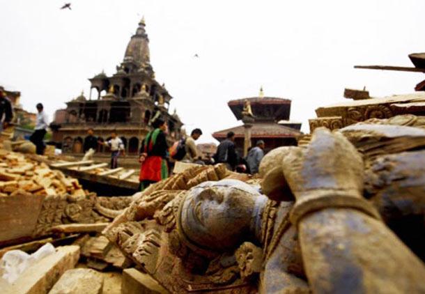 کمک های کانادا به قربانیان زلزله نپال