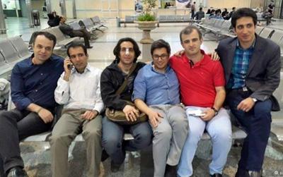 مجید توکلی پیش از آزادی به مرخصی آمد