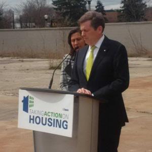شهرداری تورنتو برای ساخت خانه های ارزان قیمت زمین واگذار می کند