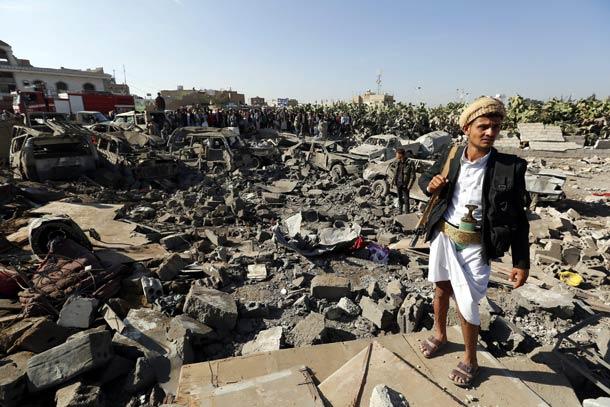 یمن به سرنوشت سوریه دچار می شود