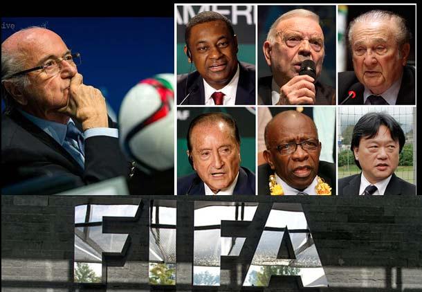 دستگیری مقام های ارشد فدراسیون جهانی فوتبال به اتهام فساد مالی