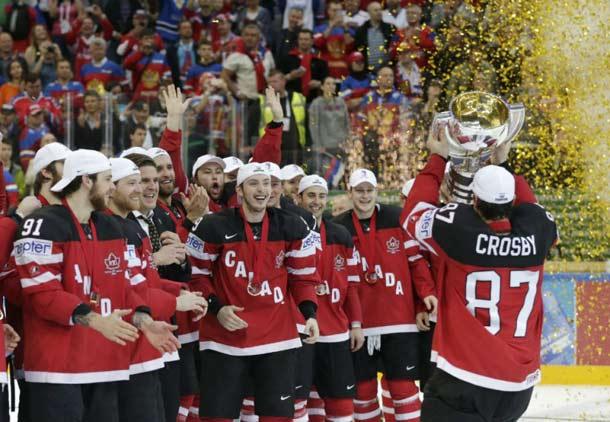 کانادا با شکست روسیه، قهرمان هاکی جهان شد