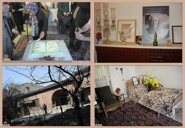 آخرین وضعیت خانه سیمین دانشور و جلال آل احمد/حسن گل محمدی
